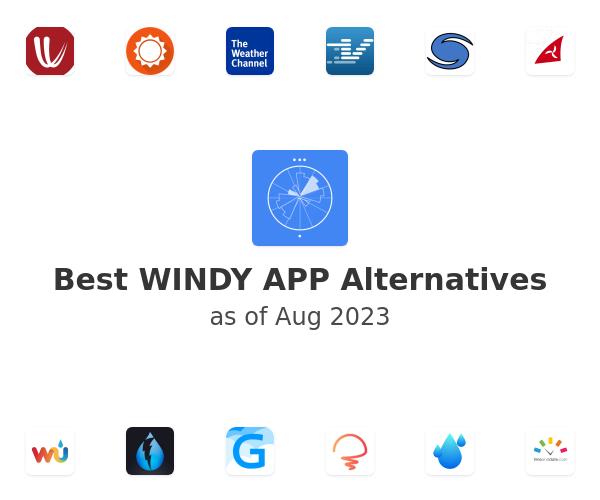 Best WINDY APP Alternatives