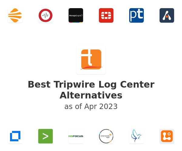 Best Tripwire Log Center Alternatives