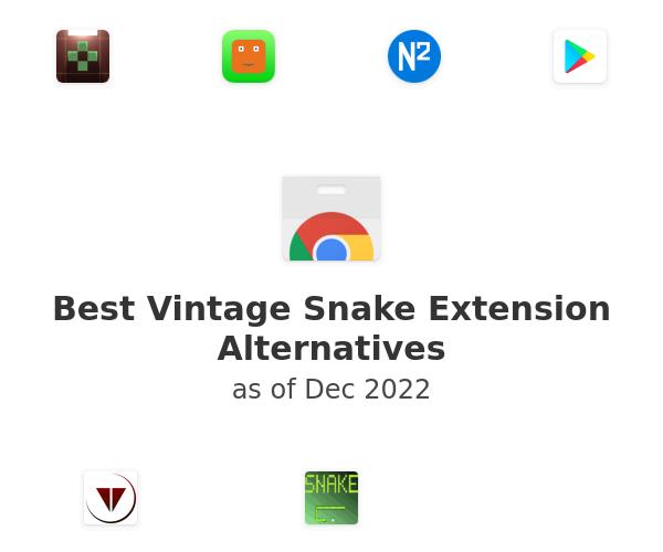 Best Vintage Snake Alternatives