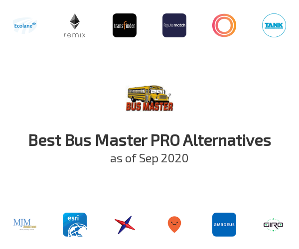 Best Bus Master PRO Alternatives