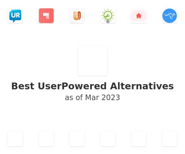Best UserPowered Alternatives