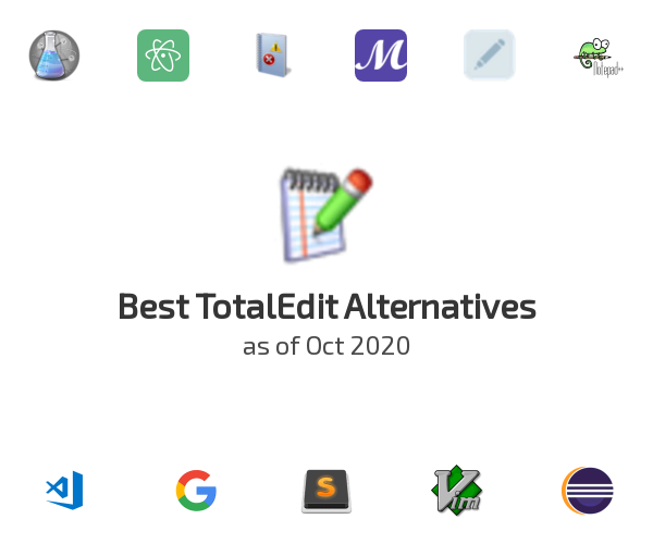 Best TotalEdit Alternatives