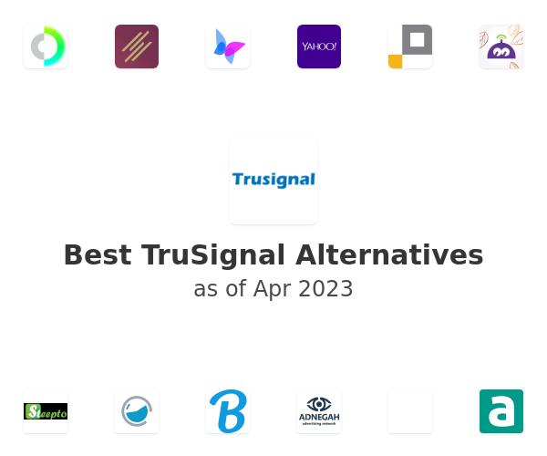 Best TruSignal Alternatives