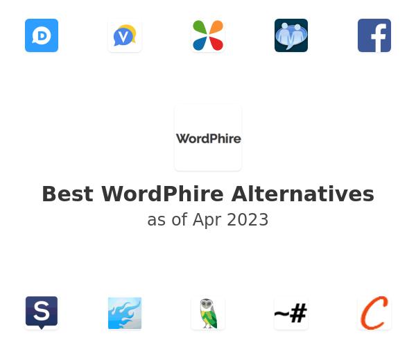 Best WordPhire Alternatives