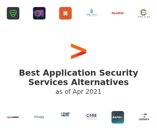 Best Application Security Services Alternatives