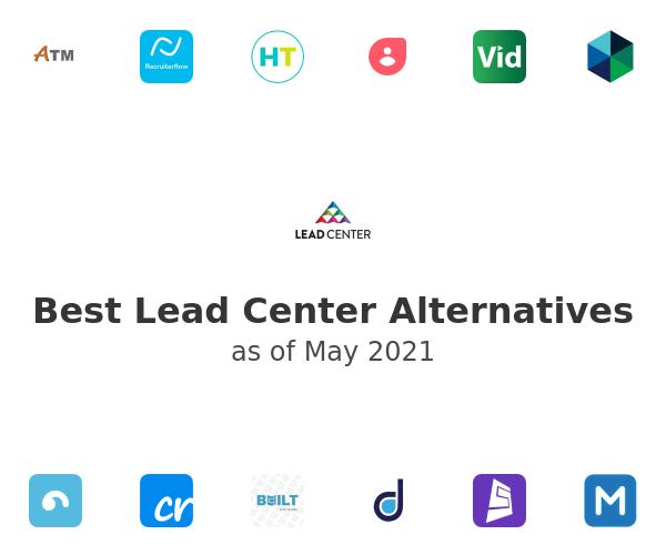 Best Lead Center Alternatives
