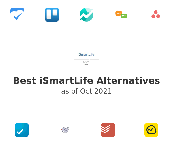Best iSmartLife Alternatives