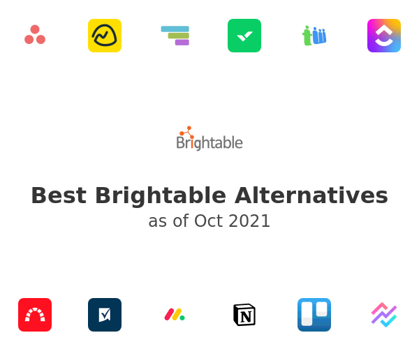 Best Brightable Alternatives