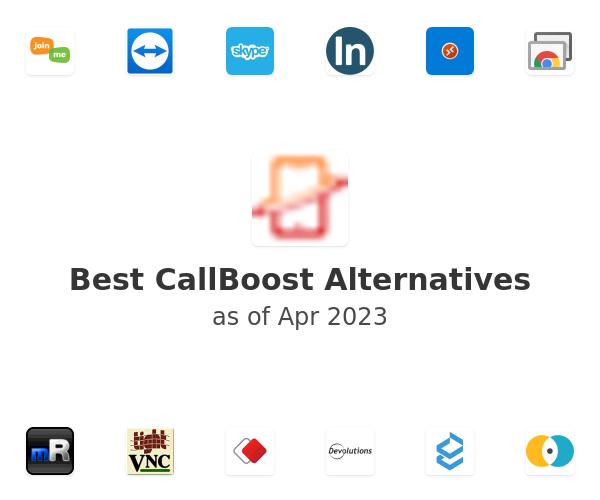 Best CallBoost Alternatives