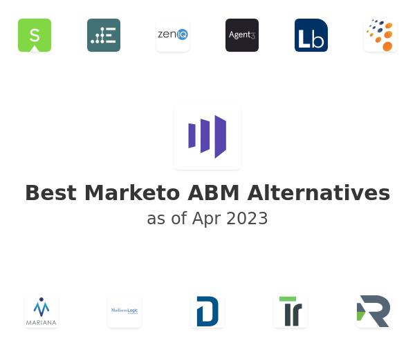 Best Marketo ABM Alternatives