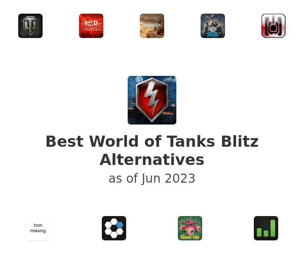 Best World of Tanks Blitz Alternatives