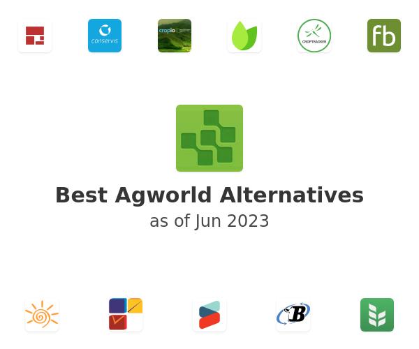 Best Agworld Alternatives