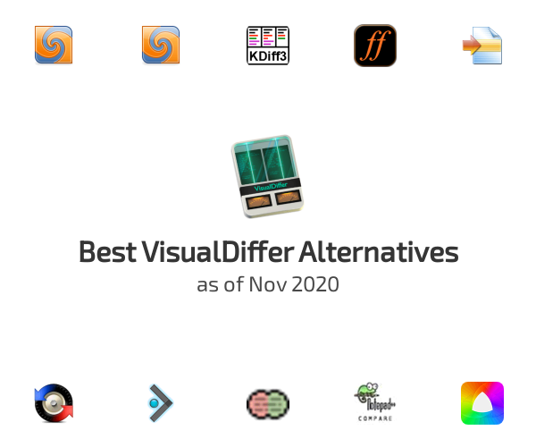 Best VisualDiffer Alternatives