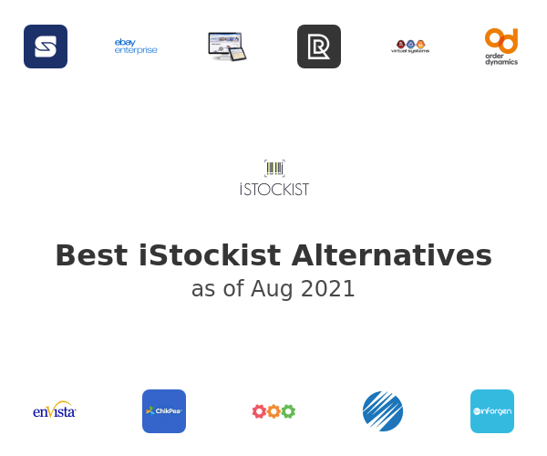 Best iStockist Alternatives