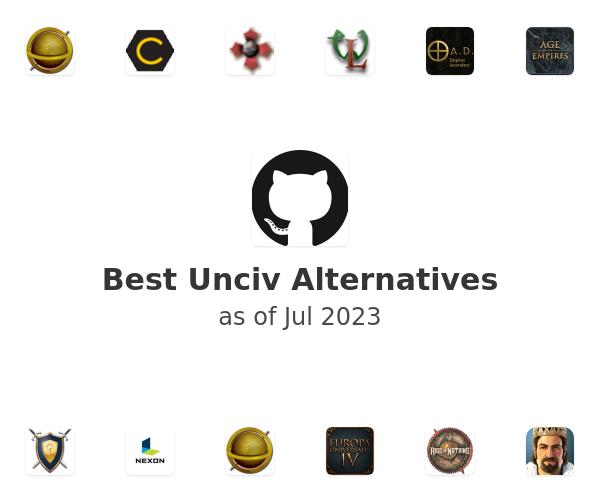 Best Unciv Alternatives