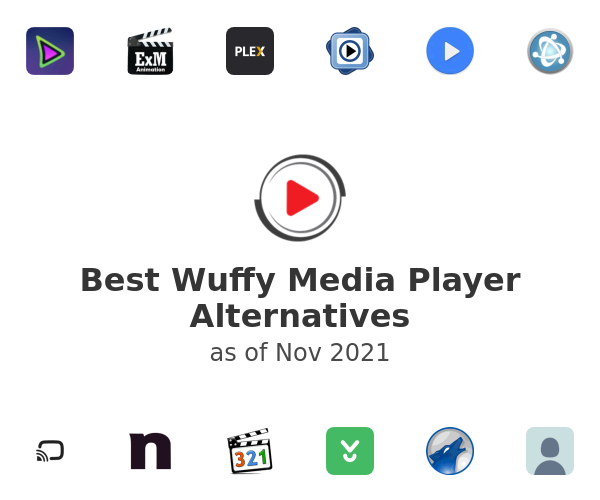 Best Wuffy Media Player Alternatives