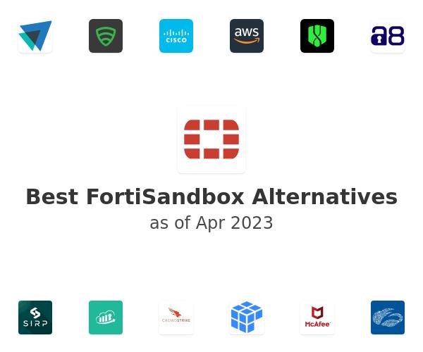 Best FortiSandbox Alternatives
