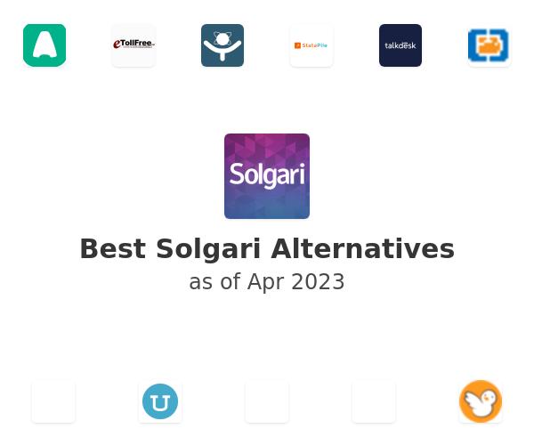 Best Solgari Alternatives