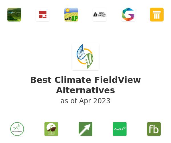 Best Climate FieldView Alternatives