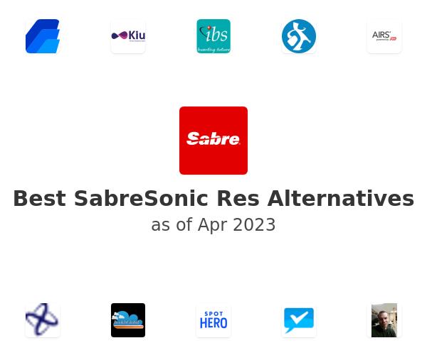 Best SabreSonic Res Alternatives