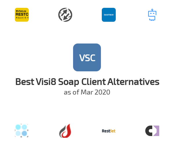 Best Visi8 Soap Client Alternatives
