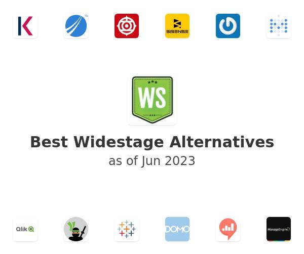 Best Widestage Alternatives