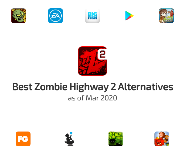Best Zombie Highway 2 Alternatives