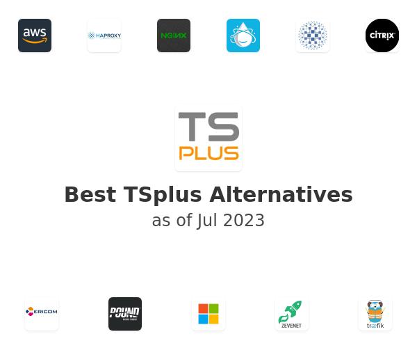 Best TSplus Alternatives