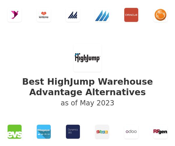 Best HighJump Warehouse Advantage Alternatives