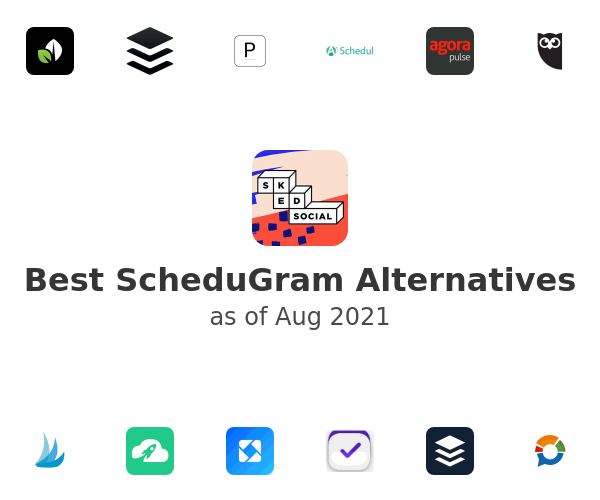 Best ScheduGram Alternatives