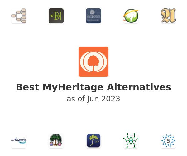 Best MyHeritage Alternatives