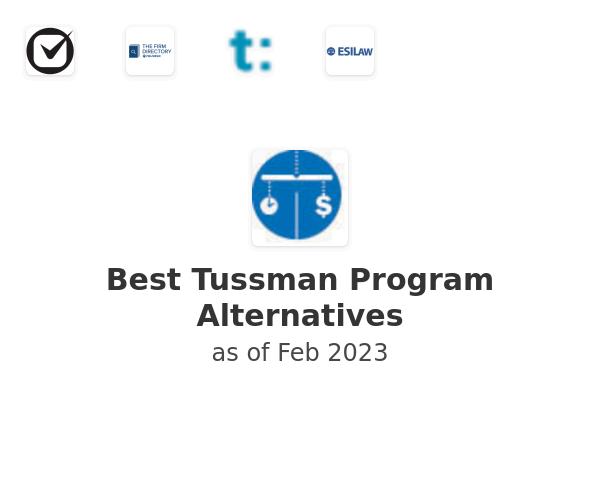 Best Tussman Program Alternatives