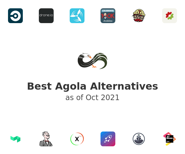 Best Agola Alternatives