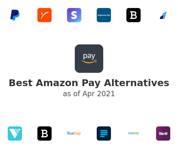Best Amazon Pay Alternatives