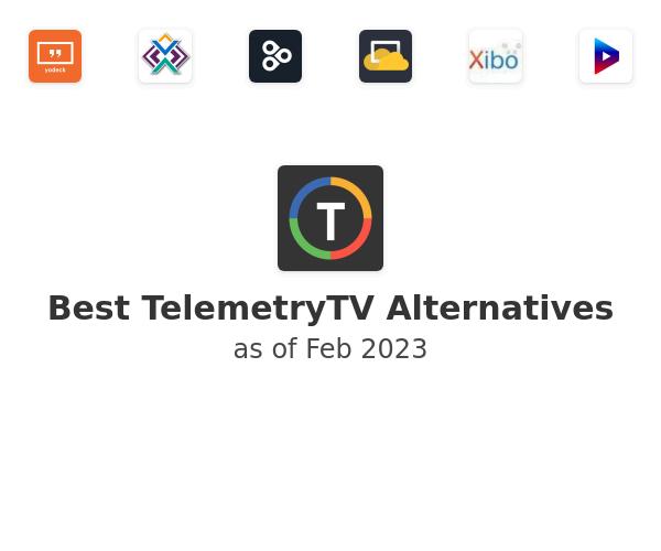 Best TelemetryTV Alternatives