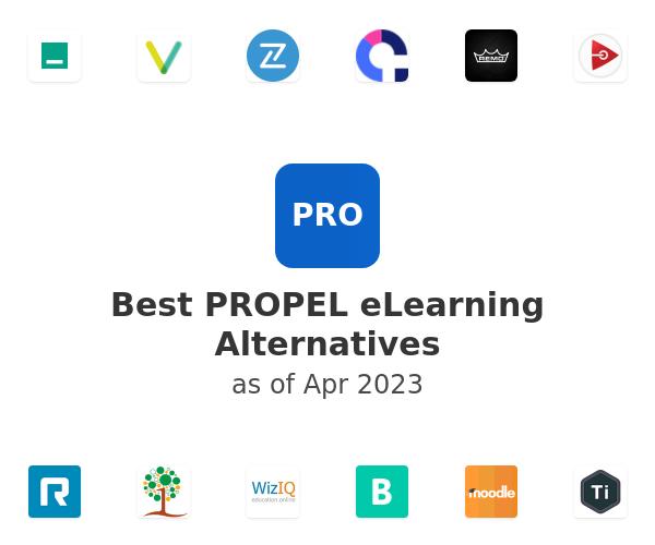 Best PROPEL eLearning Alternatives