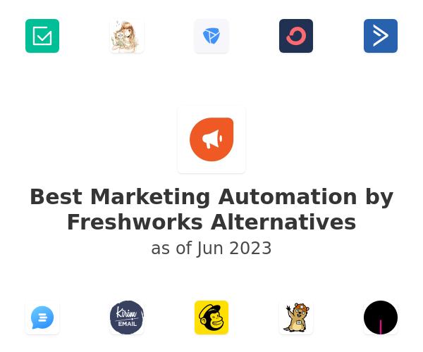 Best Marketing Automation by Freshworks Alternatives