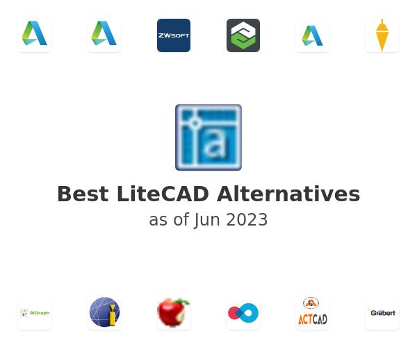Best LiteCAD Alternatives