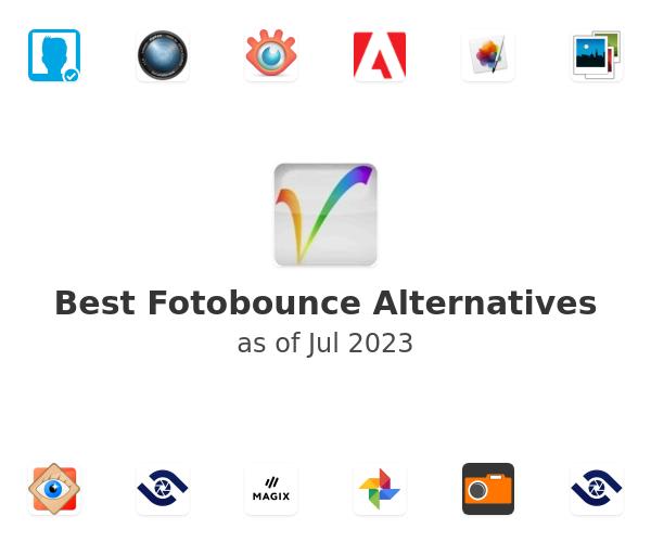 Best Fotobounce Alternatives