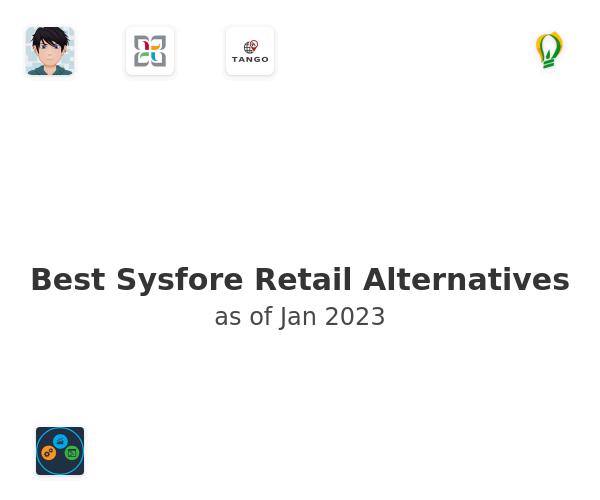 Best Sysfore Retail Alternatives