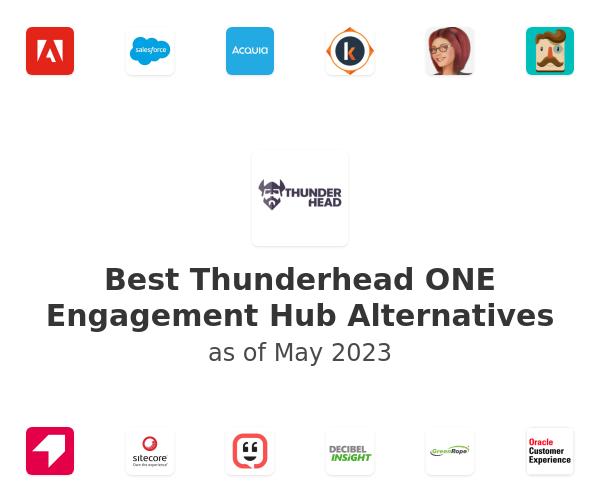 Best Thunderhead ONE Engagement Hub Alternatives
