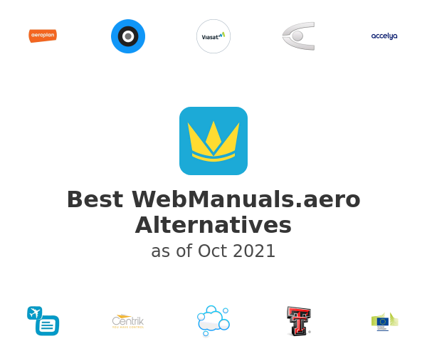 Best WebManuals.aero Alternatives