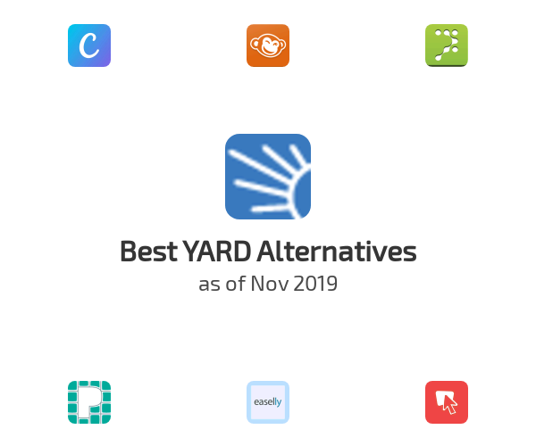 Best YARD Alternatives