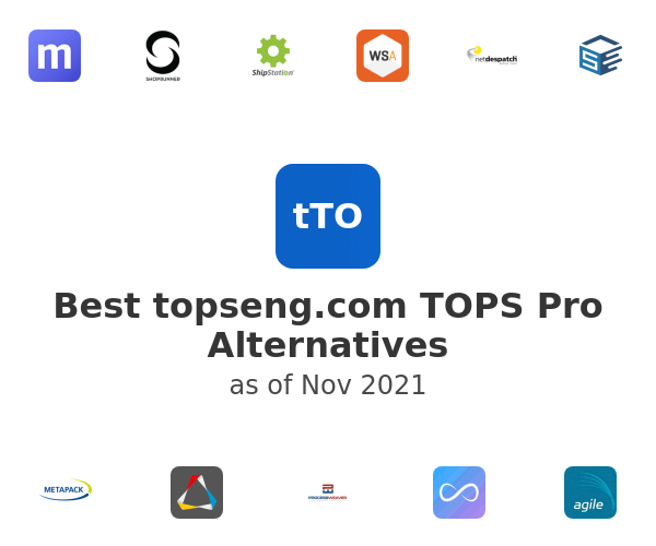 Best TOPS Pro Alternatives