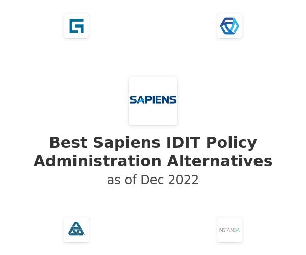 Best Sapiens IDIT Policy Administration Alternatives