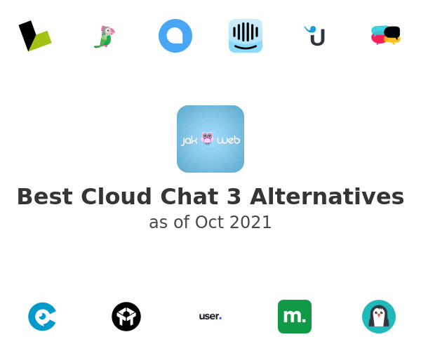 Best Cloud Chat 3 Alternatives