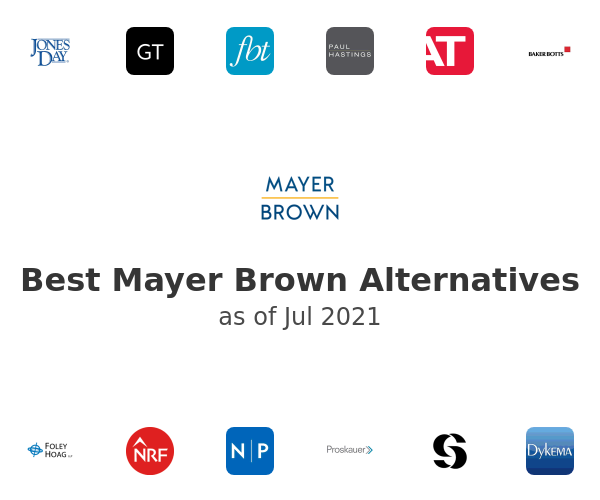 Best Mayer Brown Alternatives