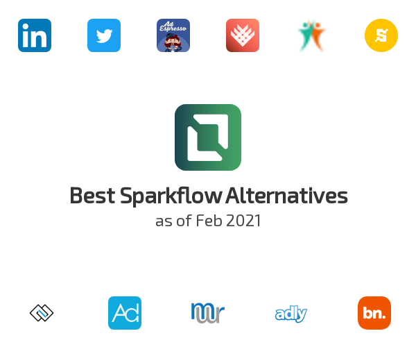 Best Sparkflow Alternatives