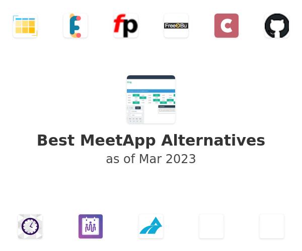 Best MeetApp Alternatives