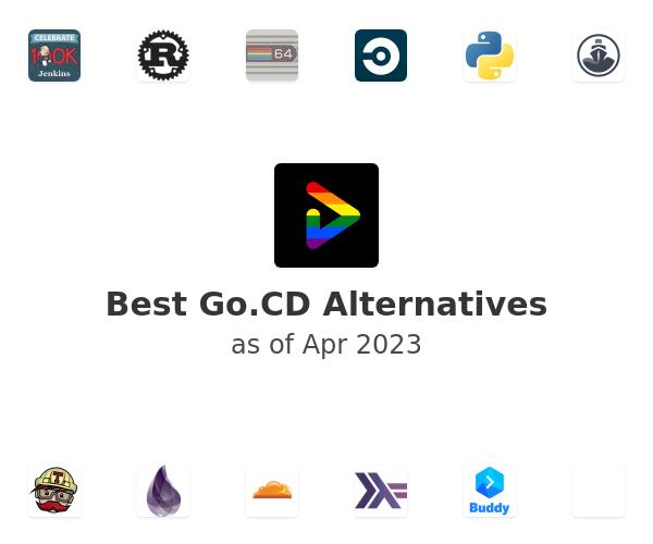 Best Go.CD Alternatives